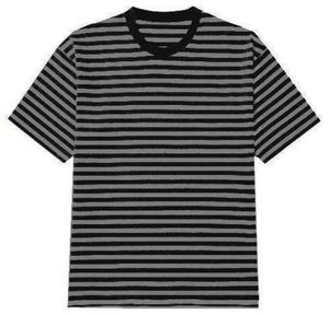 Oversized Striped Tee - Dark - Premium, Affordable Streetwear