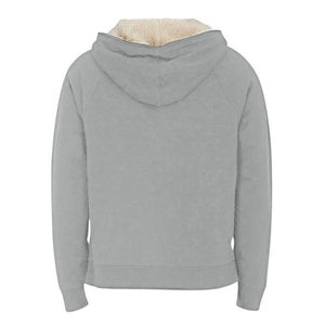 Premium Half Zip Fleece Zipper Hoodie - Grey - Insurgence Wear - Affordable Streetwear Essentials