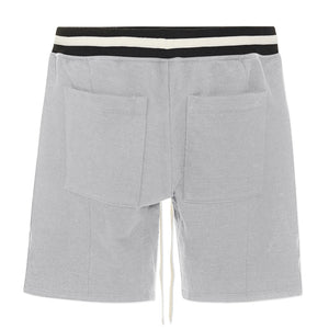 Essential Terry Shorts - Grey - Insurgence Wear - Affordable Streetwear Essentials