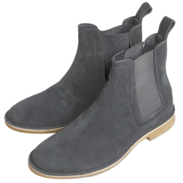 Chelsea Boots - Ash - Insurgence Wear - Affordable Streetwear Essentials