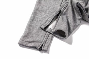 Terry Sweatpants - Grey - Insurgence Wear - Affordable Streetwear Essentials