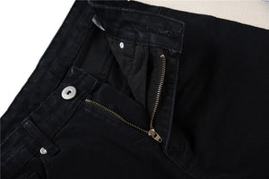 Stripe Denim - Black - Insurgence Wear - Affordable Streetwear Essentials