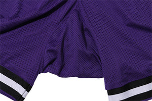 Sports Mesh Shorts S1 - Purple - Insurgence Wear - Affordable Streetwear Essentials
