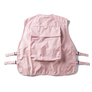 Military Vest - Pink - Insurgence Wear - Affordable Streetwear Essentials