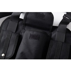 Tactical Pocket Vest - Black - Insurgence Wear - Affordable Streetwear Essentials