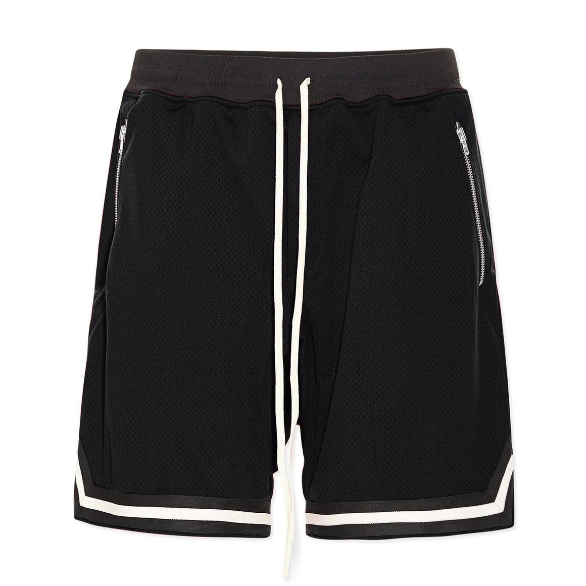 Sports Mesh Shorts S1 - Black - Insurgence Wear - Affordable Streetwear Essentials
