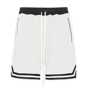 Sports Mesh Shorts S1 - White - Insurgence Wear - Affordable Streetwear Essentials