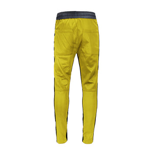 Retro Trackpants S2 - Yellow double Black - Insurgence Wear - Affordable Streetwear Essentials