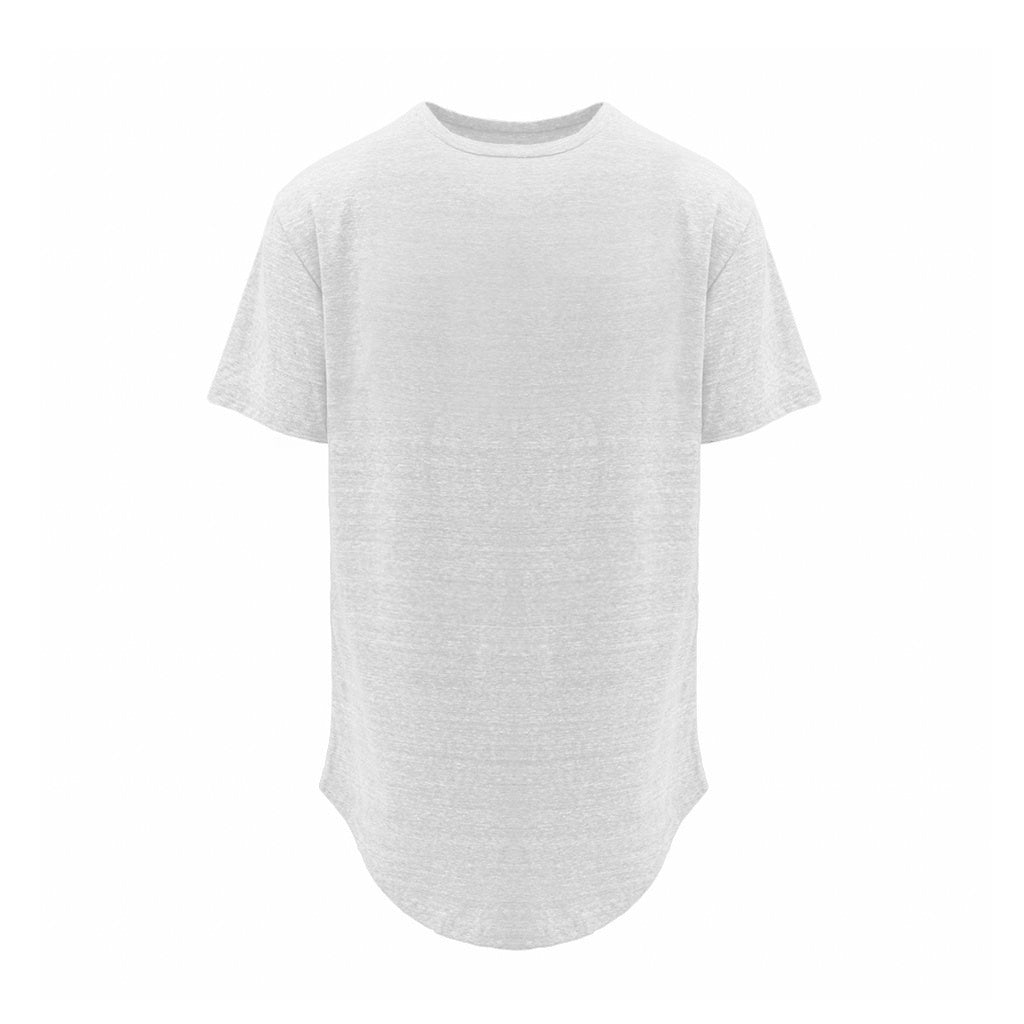 Basic Split Back Tee - White - Insurgence Wear - Affordable Streetwear Essentials