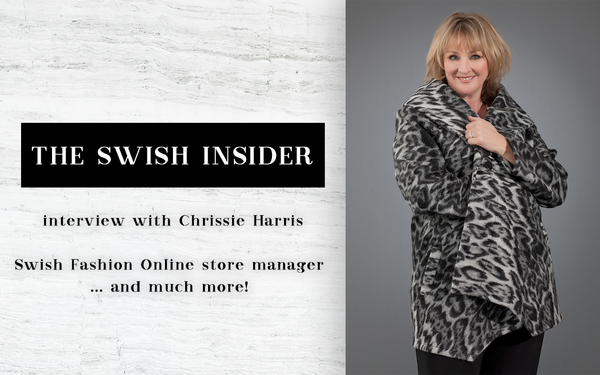 The Swish Insider: Meet Chrissie, Our Irreplaceable Online Store Manager!