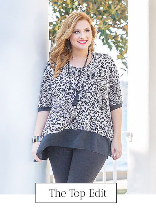 Plus Size Womens\' Designer Clothing Online - Afterpay Store ...
