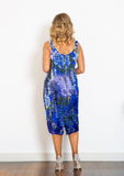 Blue Jasmine Evening Dress