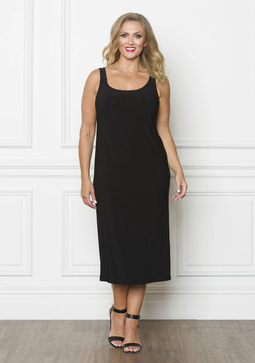 1016 Basic Cami Dress