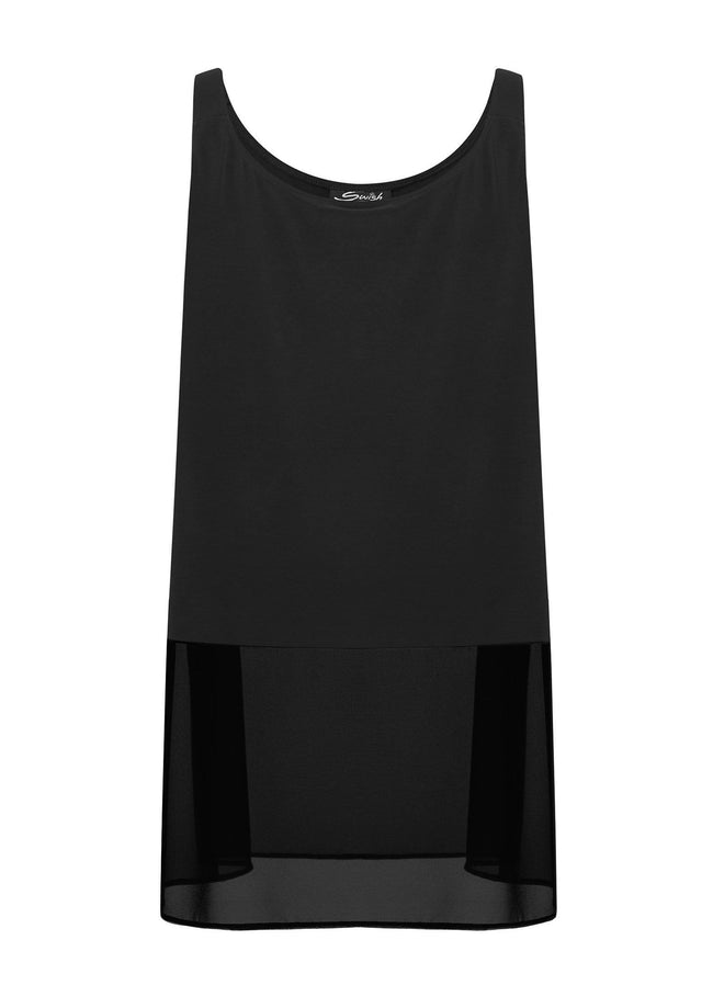 1054 Jersey and Georgette Cami