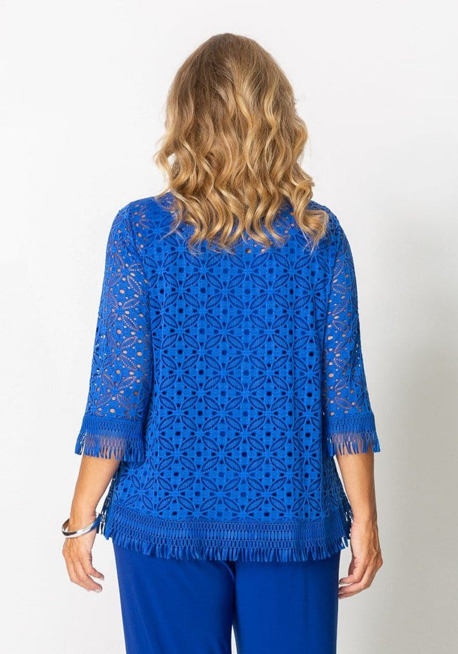 70027 LACE TOP