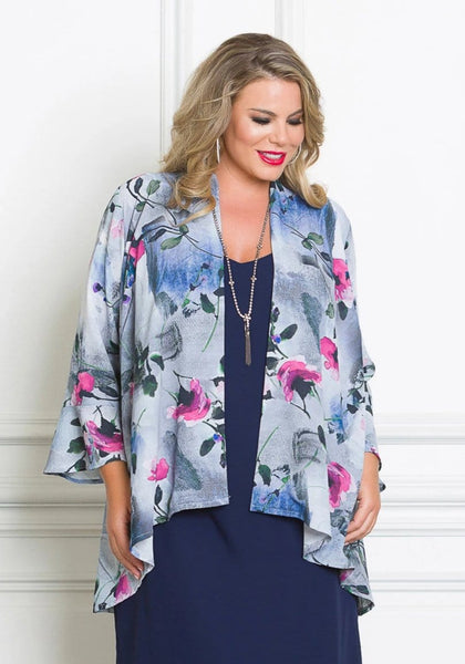 54020 Misty Rose Jacket