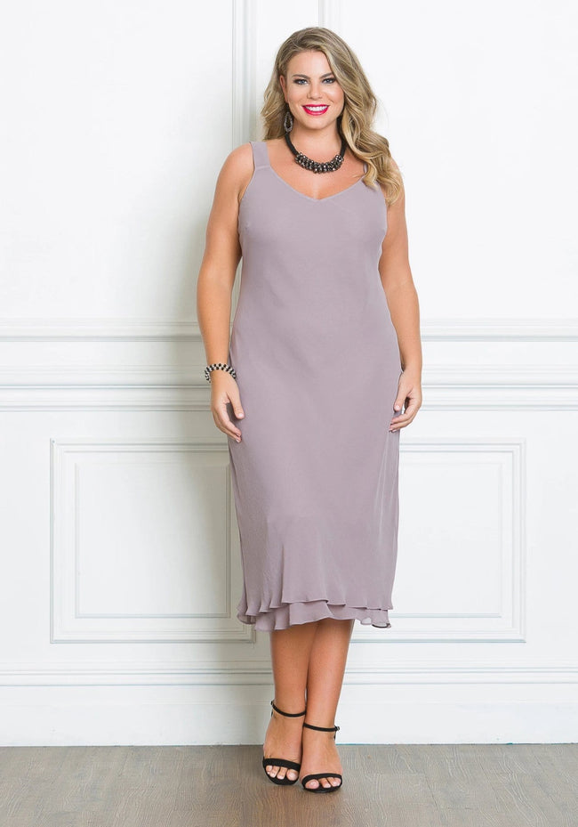 1013 Bias Georgette Dress