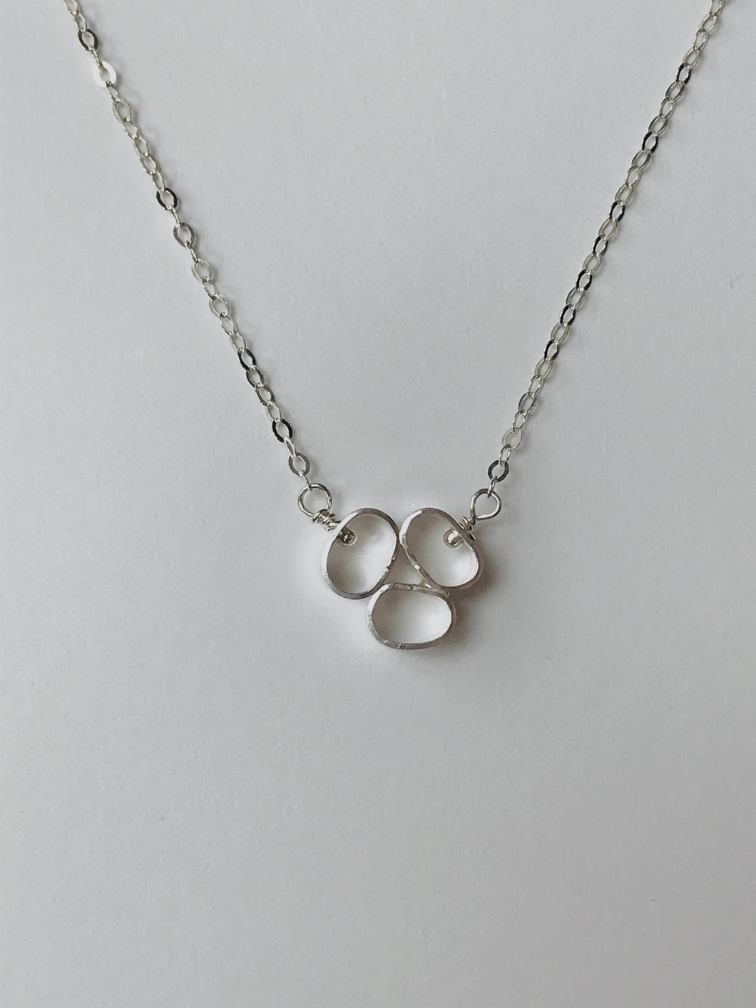 Petite Rock Necklace