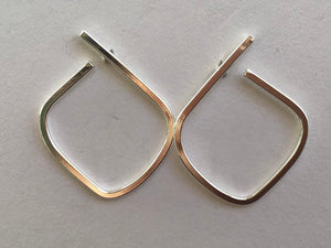 Square Earrings