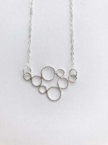 Small Bubble Necklace