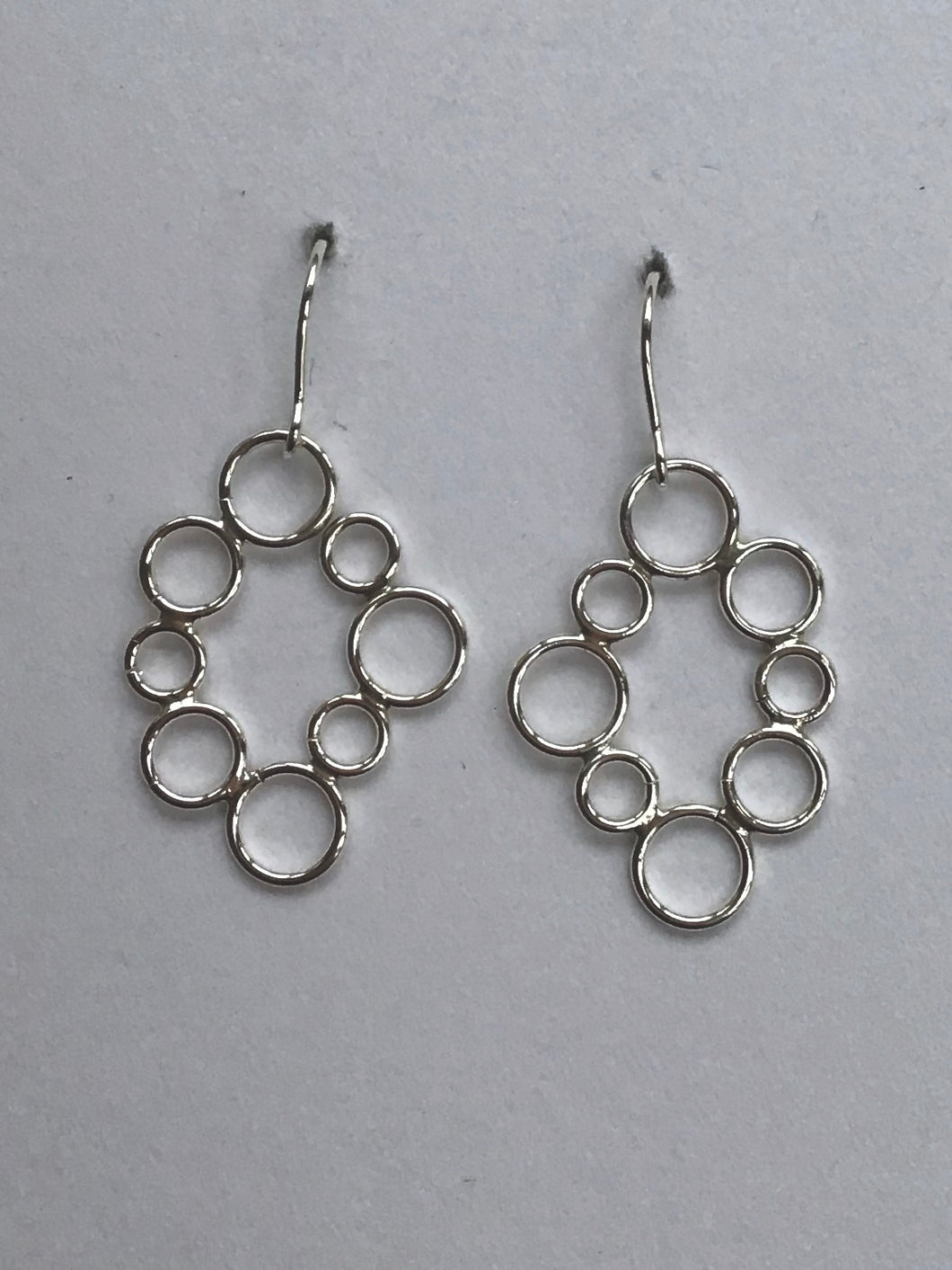 Dangle Bubble Earrings