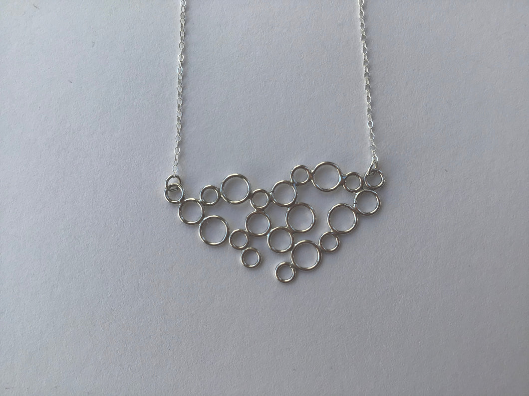 Large Bubble Necklace