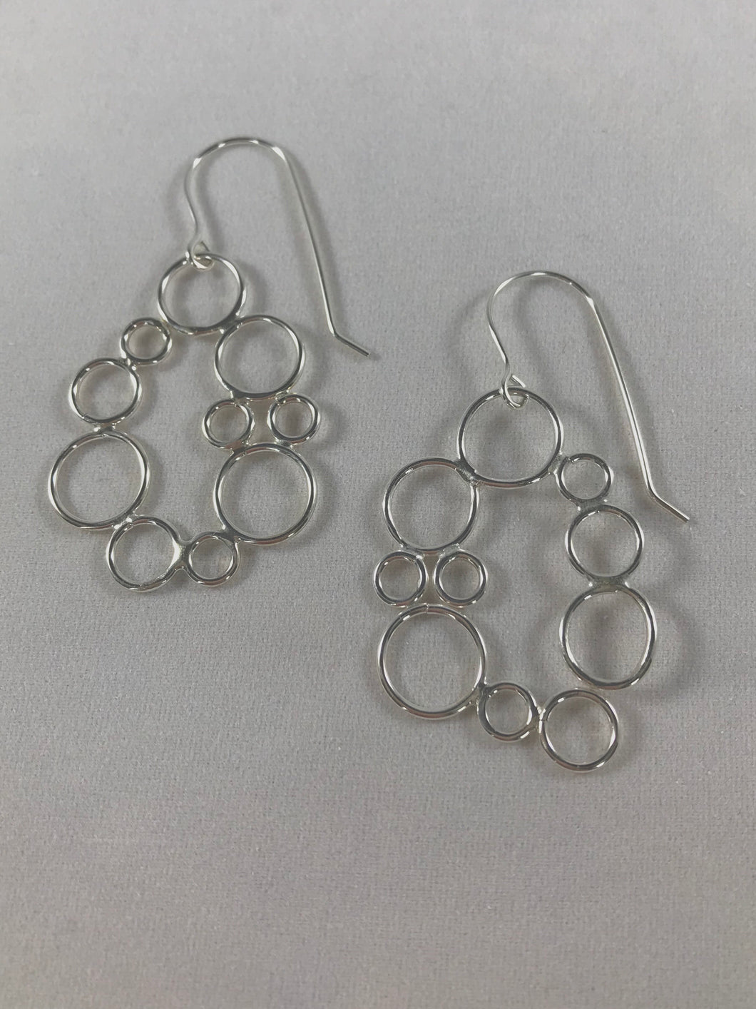 Bubble Dangle Earrings