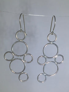 Large Bubble Earrings