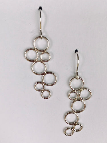 Long Bubble Earrings
