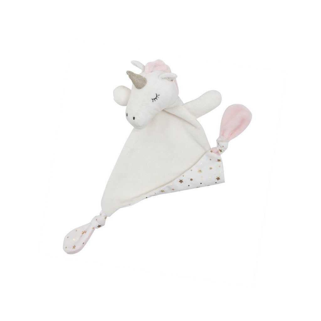 LILY & GEORGE Stardust the Unicorn Comforter