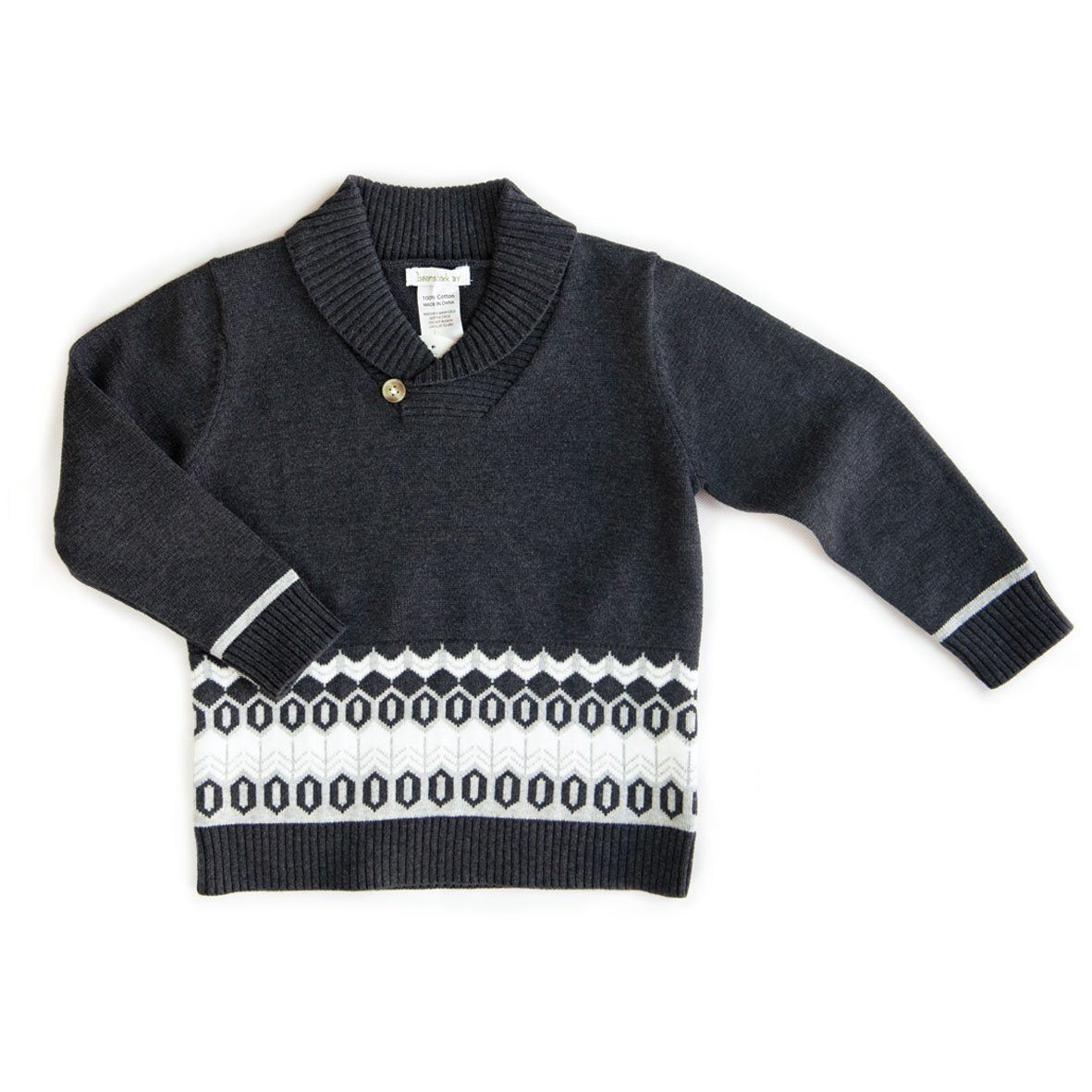 BEANSTORK - Falls Sweater Charcoal