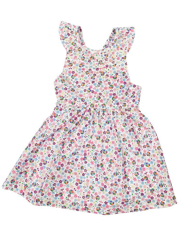 KORANGO Floral Dress in Pink