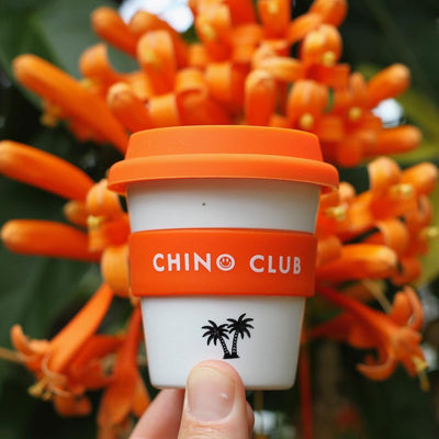 CHINO CLUB Babychino Cup - Orange