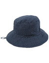 Setting Sail Sunhat - Navy