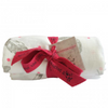 And The Little Dog Laughed Feather Muslin Wrap