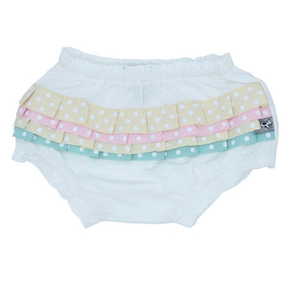 And The Little Dog Laughed Frilly Gelato Nappy Cover