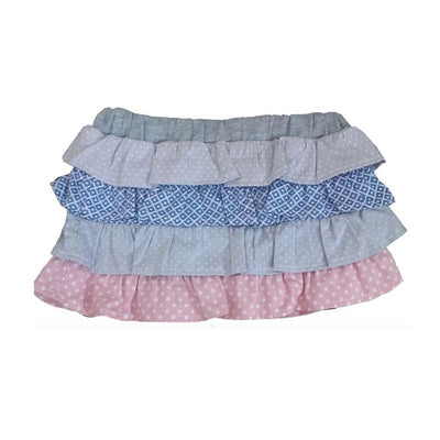 And The Little Dog Laughed Poppy Trifle Skirt
