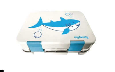 My Family Easy Clean Bento Shark