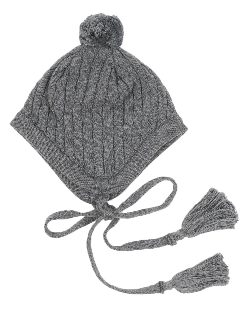 KORANGO Baby Mr Fox Cable Knit Beanie