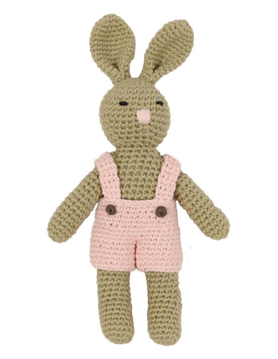 KORANGO Baby Gifts Bunny Rattle Toy