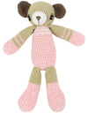 KORANGO Baby Gifts Bear Rattle Toy