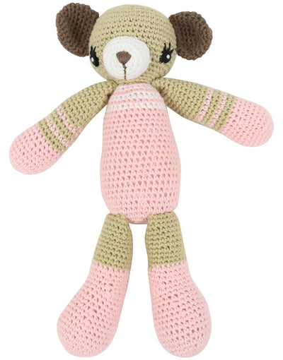 Baby Gifts Bear Rattle Toy