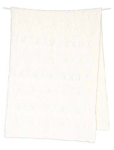Toshi Organic Blanket Bowie Cream