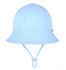 Baby's First Bucket Hat with strap - Blue