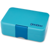 Yumbox Mini Snack Box Blue Fish