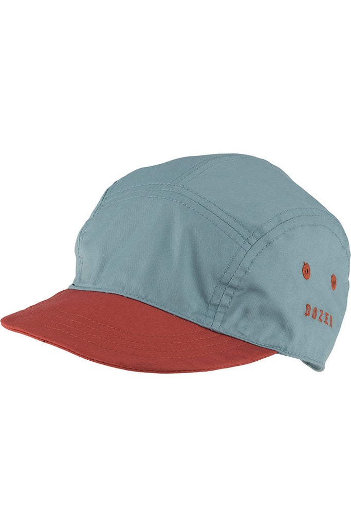 Dozer Baby Boy Cap - Ned Blue – Dream Children s Wear bf77a9968b1