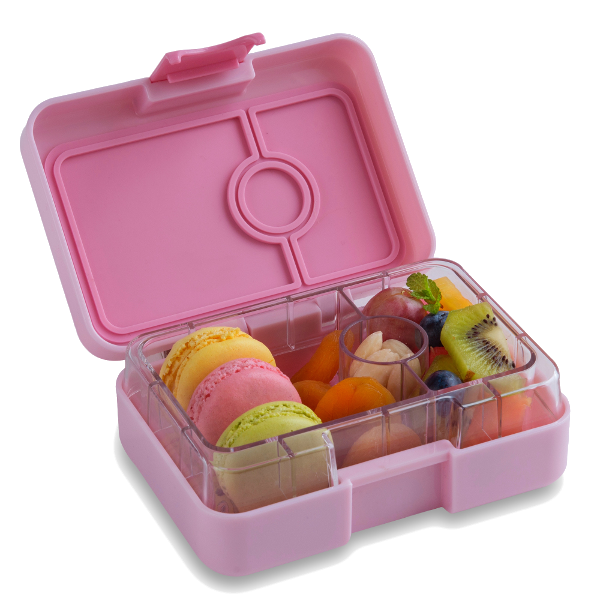 Yumbox Mini Snack Box Hollywood Pink
