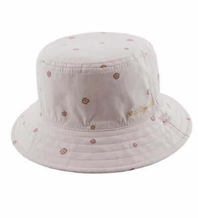 Millymook Girls Bucket Hat - Honey Pink