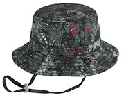 Dozer Boy Bucket Hat - Huxley Grey