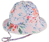 Millymook Baby Girls Floppy Hat – Coco Floral